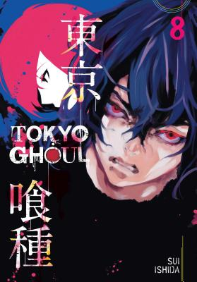 Tokyo Ghoul, Vol. 8 Cover Image