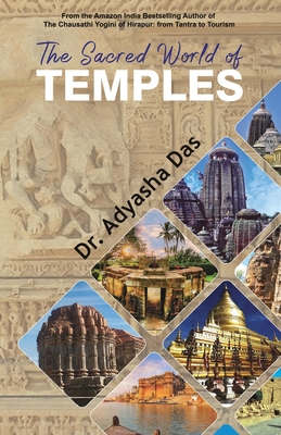 The Sacred World of Temples Cover Image