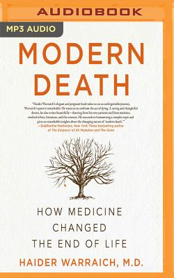 Modern Death: How Medicine Changed the End of Life Cover Image