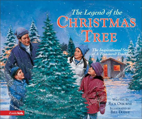 The Legend of the Christmas Tree Cover