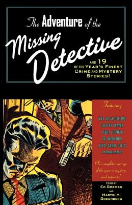 The Adventure of the Missing Detective Cover
