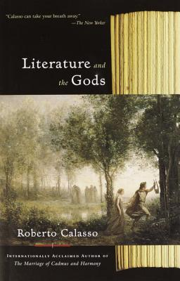 Literature and the Gods Cover