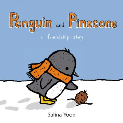 Penguin and Pinecone Cover Image