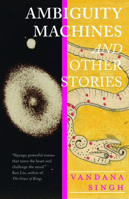 Ambiguity Machines: And Other Stories Cover Image