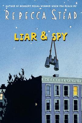 Liar & Spy Cover