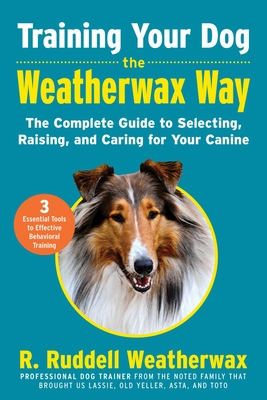Cover for Training Your Dog the Weatherwax Way