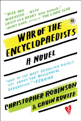 War of the Encyclopaedists Cover Image