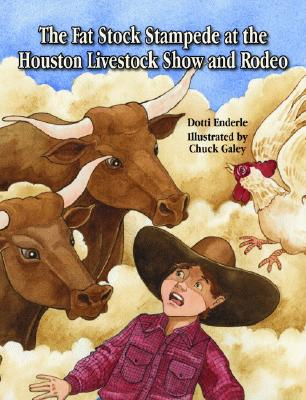 The Fat Stock Stampede at the Houston Livestock Show and Rodeo Cover