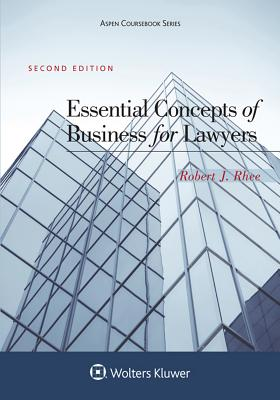 Essential Concepts of Business for Lawyers (Aspen Coursebook) Cover Image