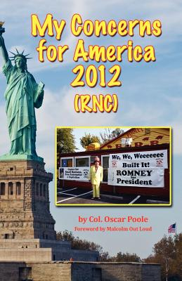 My Concerns for America 2012 (RNC) Cover Image