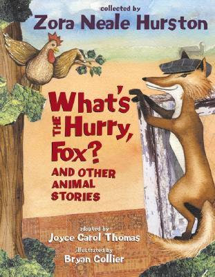 What's the Hurry, Fox? Cover