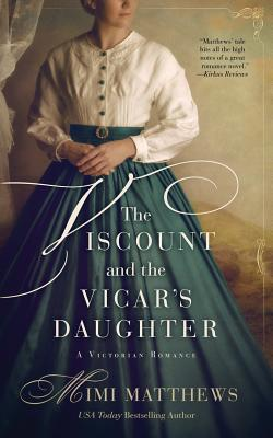 The Viscount and the Vicar's Daughter: A Victorian Romance Cover Image
