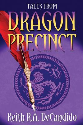 Tales from Dragon Precinct Cover