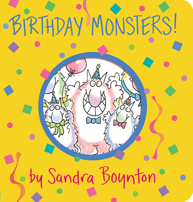 Birthday Monsters! Cover
