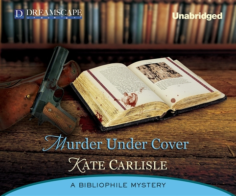 Murder Under Cover (Bibliophile Mysteries #4) Cover Image