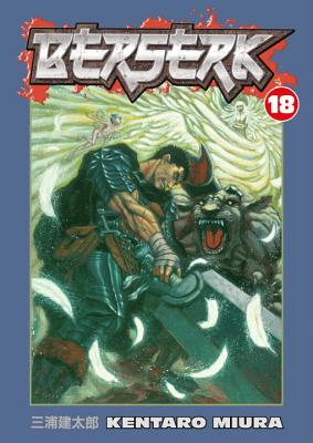 Berserk Volume 18 Cover Image
