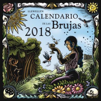 Calendario de Las Brujas 2018 Cover Image
