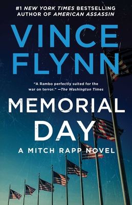 Memorial Day (A Mitch Rapp Novel #7) Cover Image