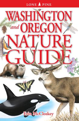 Washington and Oregon Nature Guide Cover Image