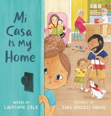 Cover for Mi Casa Is My Home