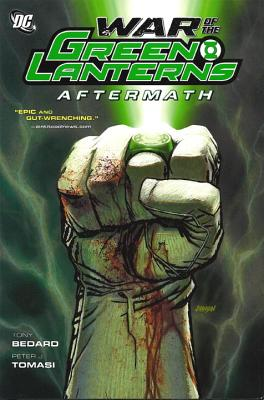 War of the Green Lanterns Cover