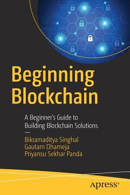 Cover for Beginning Blockchain