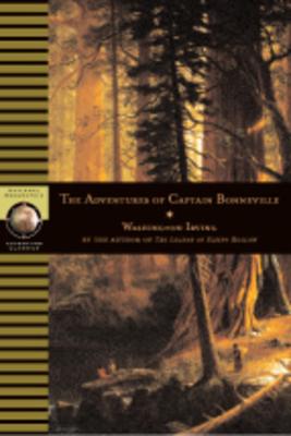 The Adventures of Captain Bonneville Cover