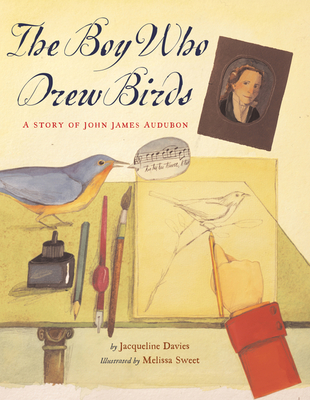 The Boy Who Drew Birds Cover