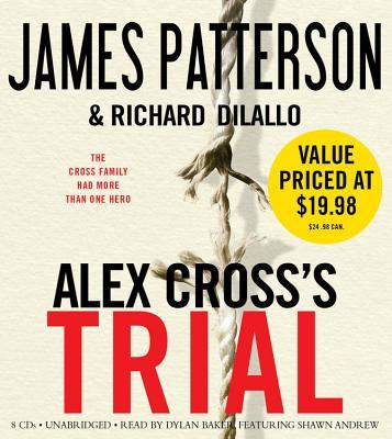 Cover for Alex Cross's Trial Lib/E (Alex Cross Novels #15)