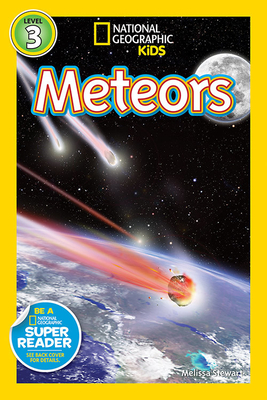 National Geographic Readers: Meteors Cover Image