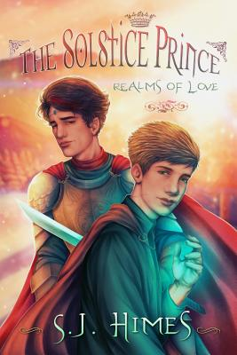 The Solstice Prince Cover Image