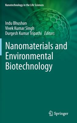 Nanomaterials and Environmental Biotechnology Cover Image