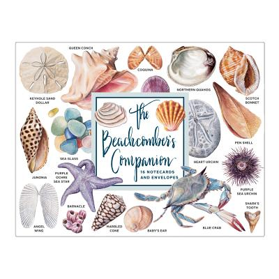 The Beachcomber's Companion Greeting Assortment Notecards Cover Image
