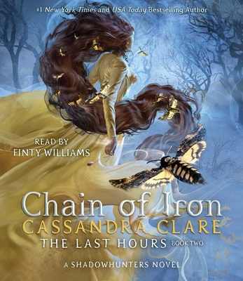 Chain of Iron (The Last Hours) Cover Image