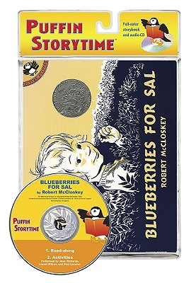 Blueberries for Sal (Puffin Storytime) Cover Image