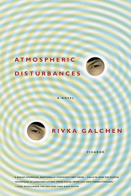 Atmospheric Disturbances: A Novel Cover Image