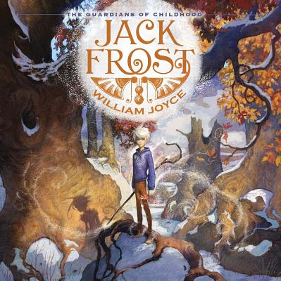 Jack Frost (Guardians of Childhood) Cover Image