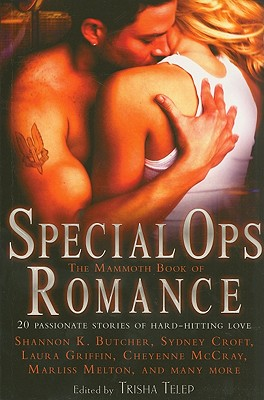 The Mammoth Book of Special Ops Romance Cover