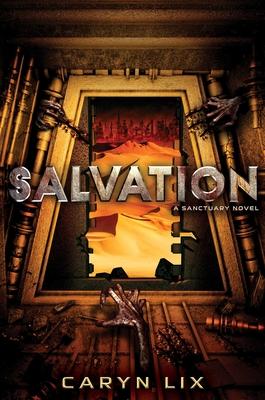 Cover for Salvation (A Sanctuary Novel)
