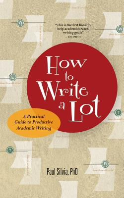 How to Write a Lot Cover