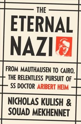 The Eternal Nazi Cover