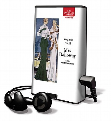 Mrs Dalloway [With Earbuds] (Playaway Adult Fiction) Cover Image