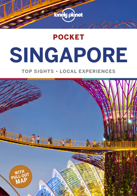 Lonely Planet Pocket Singapore Cover Image