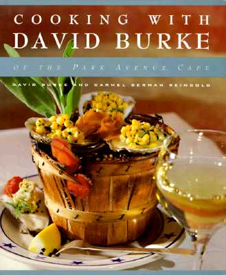 Cooking with David Burke Cover