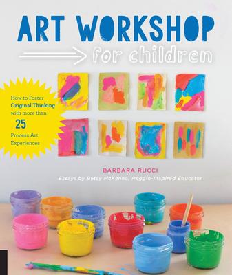Art Workshop for Children Cover
