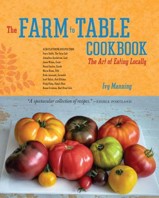 The Farm to Table Cookbook Cover