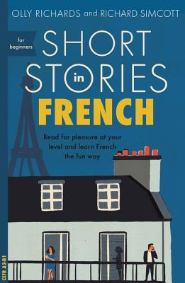 Short Stories in French for Beginners Cover Image