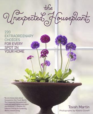 Cover for The Unexpected Houseplant