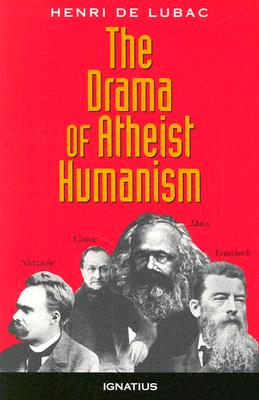 The Drama of Atheist Humanism Cover Image