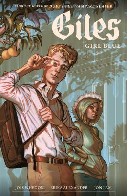 Buffy the Vampire Slayer Season 11: Giles - Girl Blue Cover Image